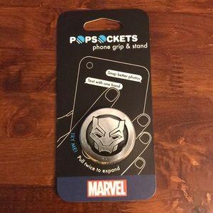 Marvel Black Panther Popsocket